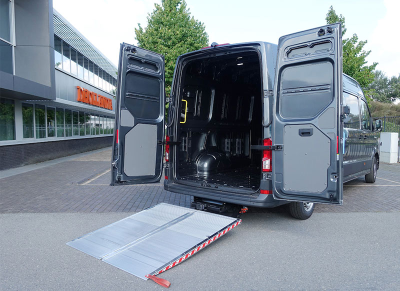Plataformas para furgonetas