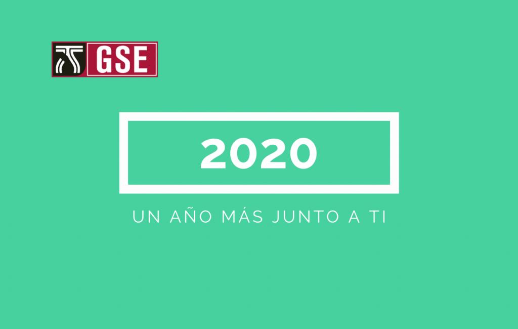 Un año más GSE 2020
