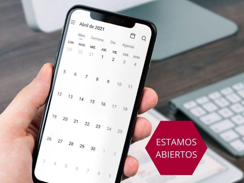 Noticias_Horario_Semana Santa